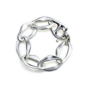 Tiffany & Co Aegean Toggle Bracelet